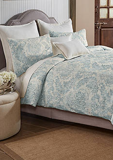 Veratex Inc Cressida 3 piece King Duvet Cover Set
