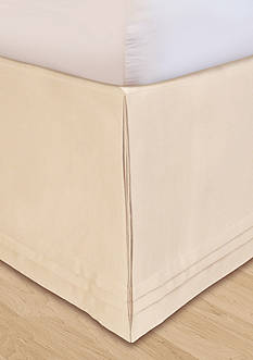 Veratex HUYS Adjustable Matte Satin Bedskirt