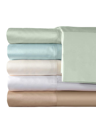 Veratex Supreme Sateen 300 Thread Count Solid Sheet Collection