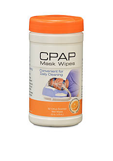 Contour CPAP Citrus Scented Mask Wipes