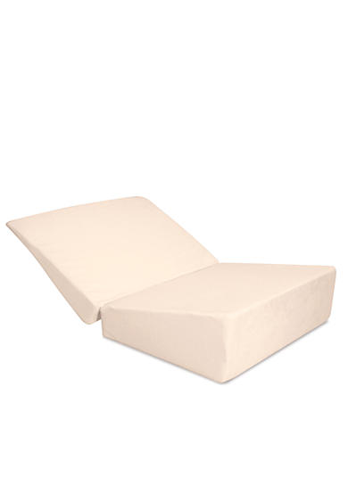 Contour Folding Wedge Pillow - Online Only