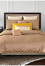 Marseille Gold King Comforter Set 110-in. x 96-in.