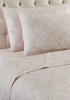 Shavel Micro Flannel Enchanment Taupe King Sheet Set
