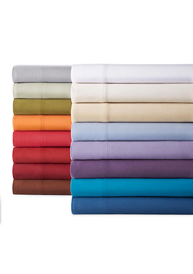 Shavel Micro Flannel® Solid Sheet Set