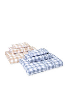 MaryJane's Home Gingham Check 3-Piece Towel Set - Online Only<br>