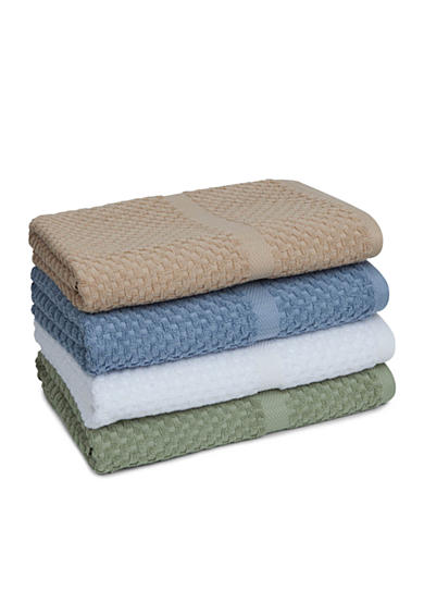 MaryJane's Home Honeycomb 3-Piece Towel Set - Online Only<br>