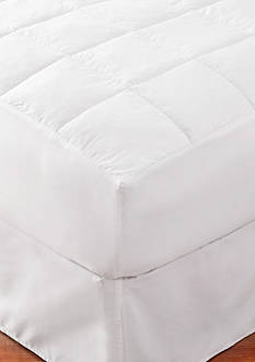Home Accents Healthy Home Asthema and Allergy Friendly Mattress Pad