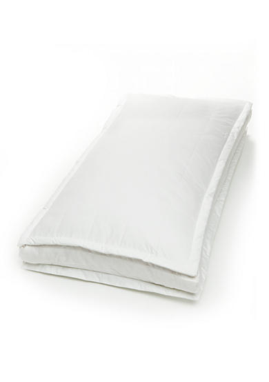 Home Accents® Quilted Gusseted Feather Supreme Pillow
