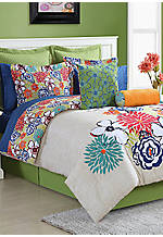 Lucia Full Comforter Set 84-in. x 90-in.