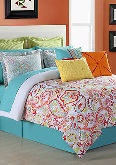 Fiesta® FIESTA TORRANCE Q CSETFiesta Torrance Queen Comforter Set made of 100% Cotton, 200 Thread Count Fabric
