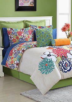 Fiesta® Lucia Comforter  Fiesta Collection