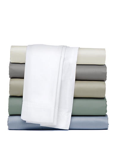 Calvin Klein Double Stitch Sateen Sheet Collection