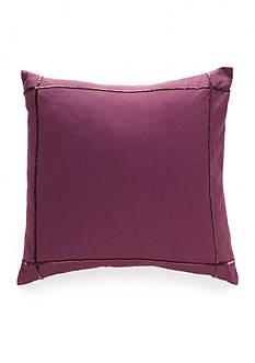 Calvin Klein Somerset Beaded Frame Pillow
