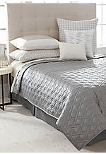 Camden Pewter King Coverlet 108-in. x 94-in.