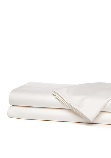 Calvin Klein White Edge Stitch 450 Count Sheet Sets