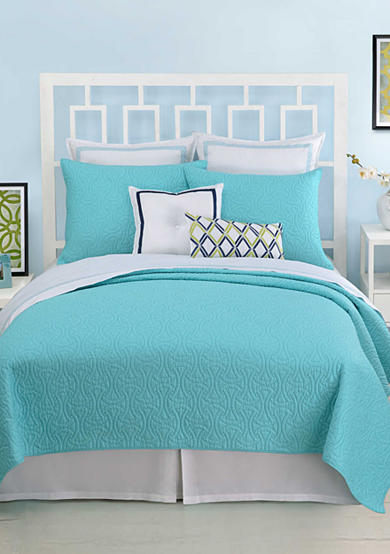 Trina Turk Santorini Coverlet Collection