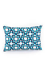 Pacifica Pier Lattice Decorative Pillow #4 12-in. x 18-in.