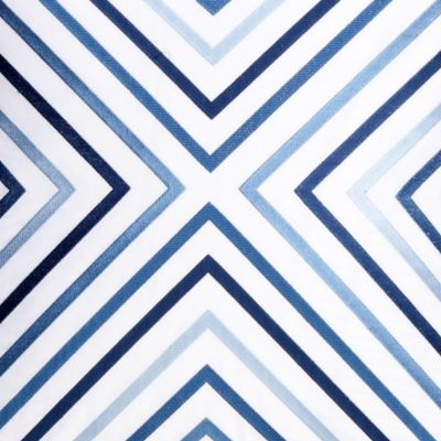 Comforter Sets: Blue Trina Turk INDIIKAT KING MINI DSET