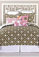 Trina Turk Trellis Java Bedding Collection