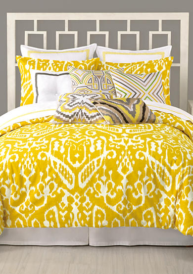 Trina Turk Ikat Bedding Collection