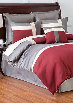 Home Accents® Classics Metro 7-Piece Queen Bedding Collection
