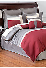 Classics Metro 7-Piece King Bedspread Set 128-in. x 110-in.