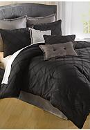 Home Accents® Pintuck Bedding Collection -