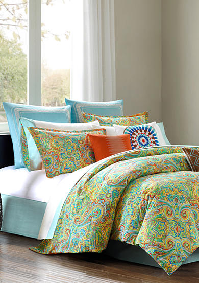 Echo Design™ Beacon's Paisley Bedding Collection