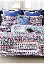 Woodstock Full/Queen Duvet Mini Set