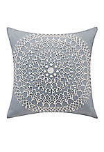 Dotkat Square Decorative Pillow 18-in. X 18-in.