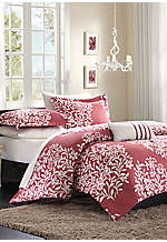 Folklore Twin Comforter Set 66-in. x 90-in. with Sham 20-in. x 26-in.