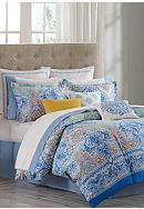 Echo Design™ Painted Paisley Bedding