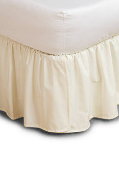 Home Accents® 15-in. and 18-in. Ruffled Bedskirt