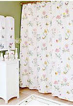 Butterfly Meadow Shower Curtain 72-in. x 70-in.