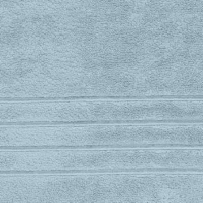Bed & Bath: Solid Towels Sale: Diamond Blue Lenox LENOX PLATINUM