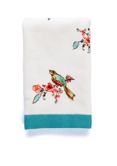 Lenox® Chirp Printed Towels
