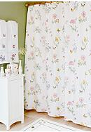 Lenox® Butterfly Meadow Shower Curtain and