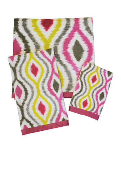Waverly® Optic Delight Bath Towel Collection