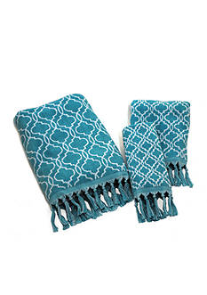 Dena Home™ Tangiers Jacquard Bath Towel Collection