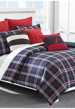 Clearbrook Navy King Duvet Set 92-in. x 107-in.