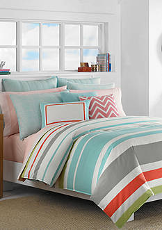 Nautica TAPLIN FULL/QUEEN COMFORTER SETS