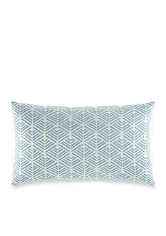 Nautica Long Bay Embroidered Breakfast Pillow