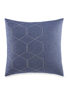 Nautica Broadwater Embroidered Decorative Pillow