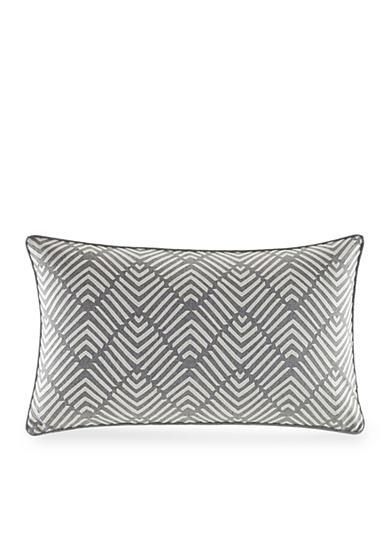 Nautica Bluffton Embroidered Decorative Pillow Belk
