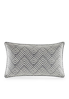 Nautica Bluffton Embroidered Decorative Pillow
