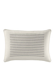 Nautica Caldwell Embroidered Decorative Pillow
