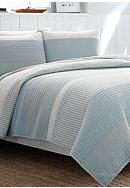 Nautica Cliffwood Quilt Collection