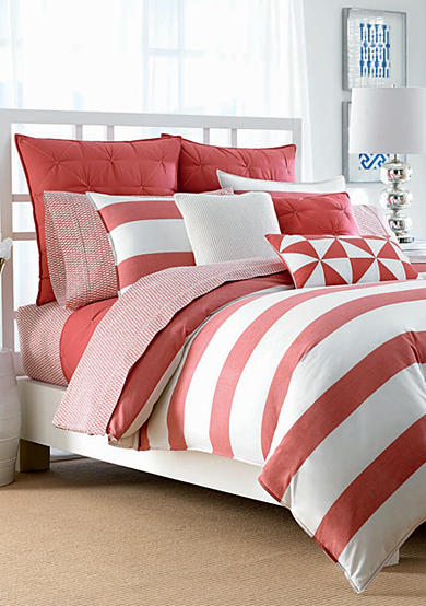 Nautica Lawndale Coral Bedding Collection