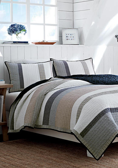 Nautica Tideway Quilt Collection