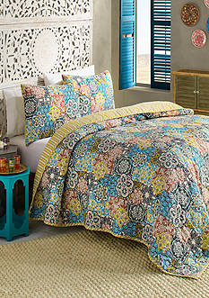 Blissliving HOME® Riyadh Quilt Set